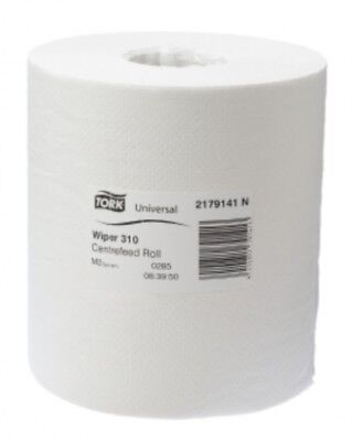 New Tork Sca M2 Basic 2179141 Centrefeed Towel Universal Perforated - White