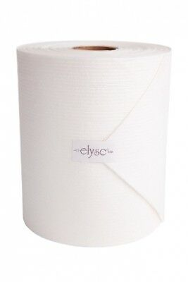 New Elyse Luxury Lux-4419 Roll Towel 100M - White, 30Gsm Carton (12 Rolls)