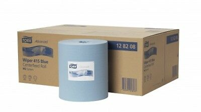 New Tork Sca Tork Sca Advanced M2 128208 Hand Towel - Blue Carton ( 6 Rolls)