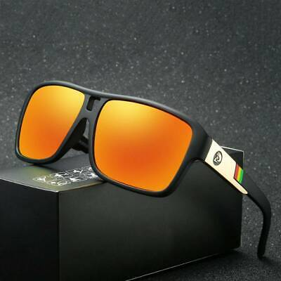 DUBERY Polarized Sunglasses Outdoor Driving Camping Men Women Sport Sun Glasses