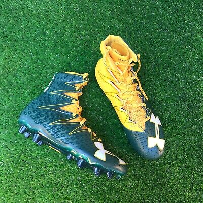 99ef8c4a89af Under Armour UA Highlight MC Men's Football Cleats Size 10.5, 12  1269693-317 NEW