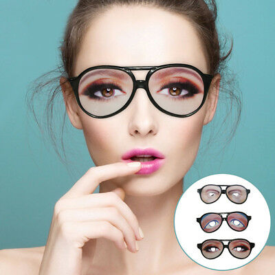 Halloween Crazy Eyes Glasses Funny Simulated Eye Glasses Masquerade Tricky Prop