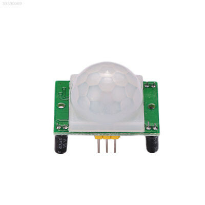 Mini Adjustment Infrared Pyroelectric Motion Sensor Detector PIR IR Module PCBA