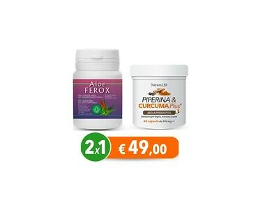 Aloe Ferox + Piperina e Curcuma Plus Natural Fit Originale in Offerta compra QUI