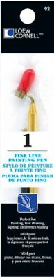 Loew-Cornell Fine Line Painting Pen to Draw, Paint or Write Perfect