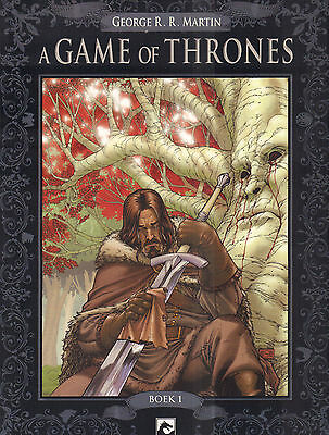 A GAME OF THRONES (BOEK 1) - George R.R. Martin