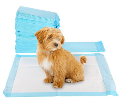Quality Dog Puppy/ House Large Absorbent Training Trainer Pads Toilet Wee