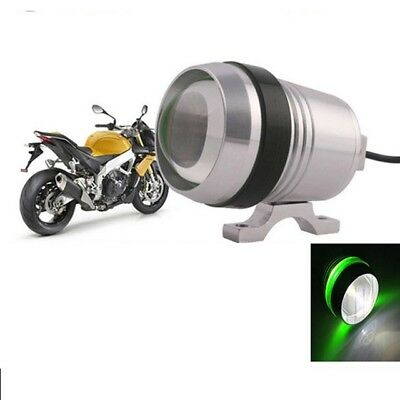 20W led cree con angel eyes verde faretto fendinebbia DRL luce supplementare LED