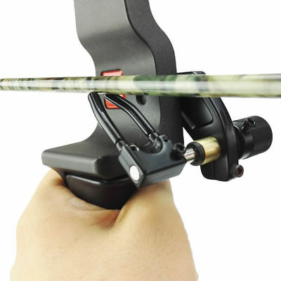 Right Hand Archery Recurve Arrow Rest Compound Bow Hunting Shooting Accessory