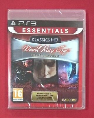 Devil May Cry HD Collection - PLAYSTATION 3 - PS3 - NUEVO