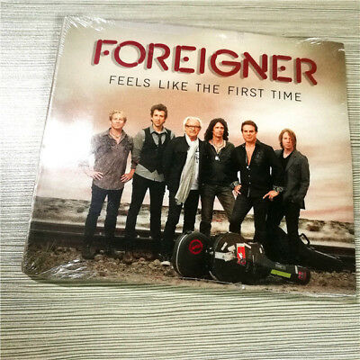 Foreigner ‎– Feels Like The First Time 793018313629 EU 2CD+DVD SEALED NEW F1-4