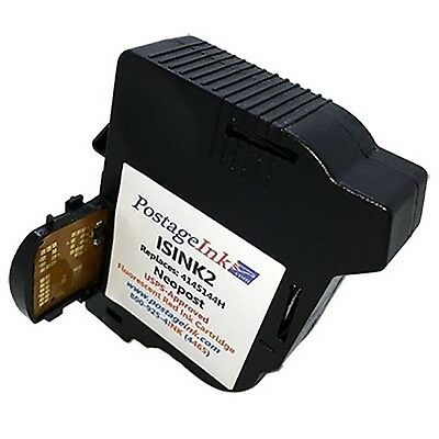 Neopost ISINK2 Red Ink Cartridge for Neopost IS280 Postage Meters