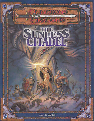Dungeons & Dragons 3.0 - The Sunless Citadel