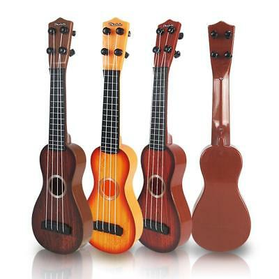 Small Guitar Ukulele For Beginners Kids Early Learning Music Instrument Toy