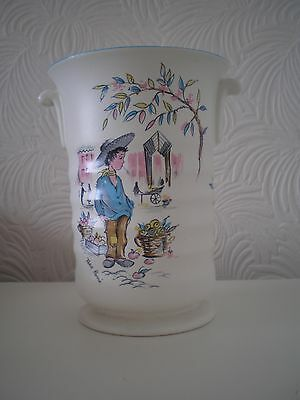 Crown Ducal Ware Vase 550 Picclick Uk