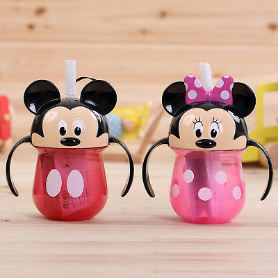 The First Years Disney Baby Minnie Mouse Insulated Straw Cup