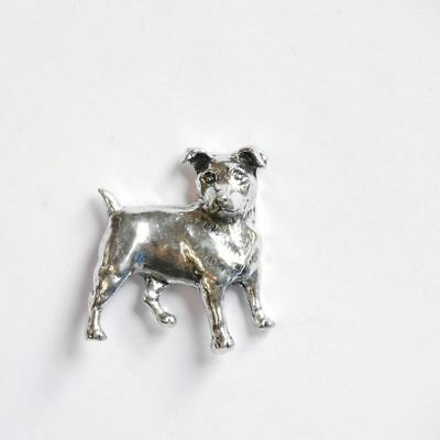 Jack Russell Terrier Pin de Solapa Broche Ideas Regalo Pins Button Pared