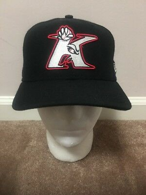 Buies Creek Astros New Era 59//50 Game Hat Made in China