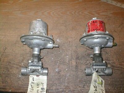"""Air controlled, Normally off, Weir-type fluid control valve. Hills-McCanna 1/2"""""""