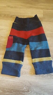 Upcycled wool pants - diaper cover size 2t/3t
