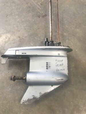 90hp 115hp johnson evinrude outboard gearbox 20 Inch Long Shaft