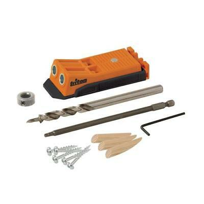 Triton Jig Wood Joinery Kit Heavy Duty Set Woodworking Carpentry Tools HD 645362