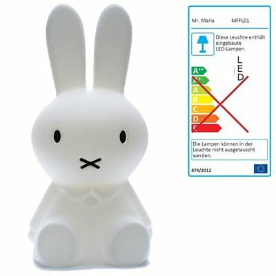 Mr. Maria Nachttisch Lampe Hase Miffy XL