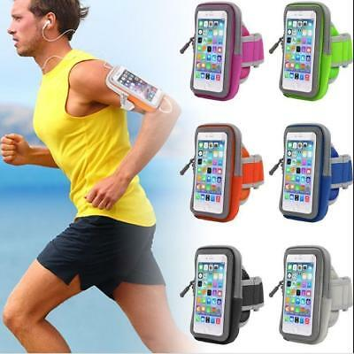 Sport Running Jogging Gym Armband Arm Holder Cover Case for iPhone X 8 7 6s Plus