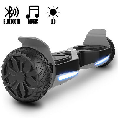 Hoverboard 6,5'' Smart Balance Overboard Pedana Scooter Bluetooth Off Road Suv