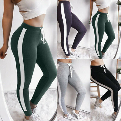 Fashion Women's Sports YOGA Workout Gym Fitness Leggings Pants Athletic Clothes
