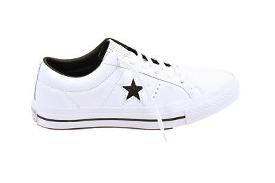 acafb0fd4921 Converse Unisex All Stars Oxford 158464 Sneakers White Size UK 9 RRP £89  BCF87