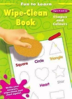 FUN TO LEARN - Wipe To Clean for ages 4 and up By -