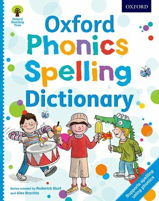 Oxford Reading Tree Phonics Spelling Dictionary - 9780192734136