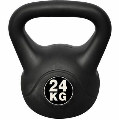 24kg Gym Fitness Weight Lift Kettlebell Muscle Strength Body Building Equipment