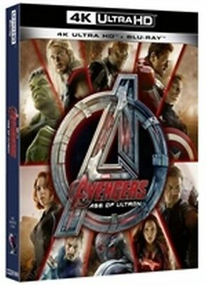 Avengers - Age of Ultron (4K Ultra HD + Blu-Ray Disc)