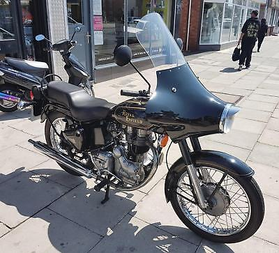 Royal Enfield 350 Bullet Beautiful Condition Avon Style Fairing Low Mile 1 Owner