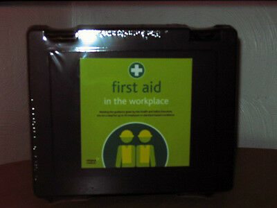Work Place First Aid Kit For Up To 10 Persons