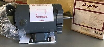 Dayton #6K578C 1/3 HP Split Phase Jet Pump Motor