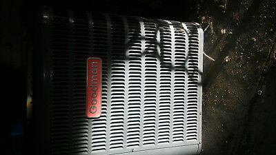 CONDENSER R22 2 ton Dry Central AC Goodman Brand Used local pickup only ac  only