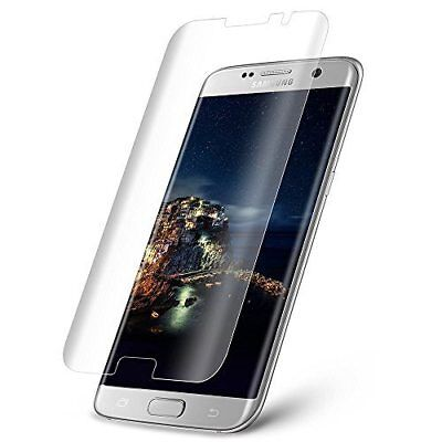 Clear - Samsung Galaxy S7 Edge Genuine Tempered Glass Screen Protector