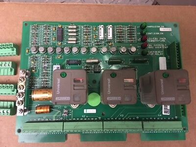 Bar, For Lsu, Saft 136 Cts Control Board, Abb #57418028