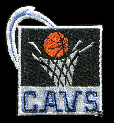 "1994-2003 Cleveland Cavaliers Cavs Nba Basketball 2 3/8"" Team Patch"