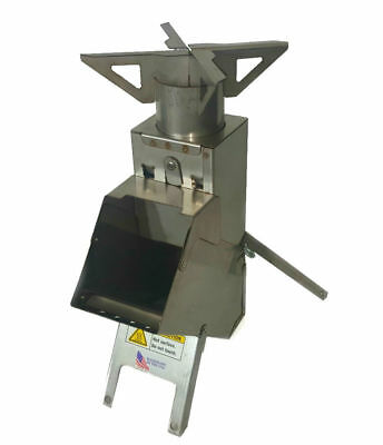 Bullet Proof Gasifier 22 Stainless Steel Rocket Stove