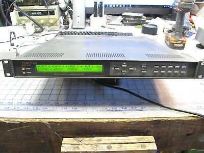 Videotek Ddm-800 Multi-Channel 8Vsb Frequency Agile Demodulator