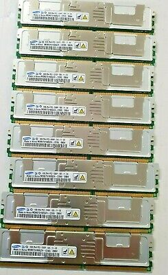 8 x 4GB 2Rx4 PC2-5300F DDR2-667 ECC Server RAM VARIOUS BRANDS