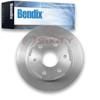 Bendix PRT5265 Brake Rotor - Left Right Disc PGD5265 MX5265 no