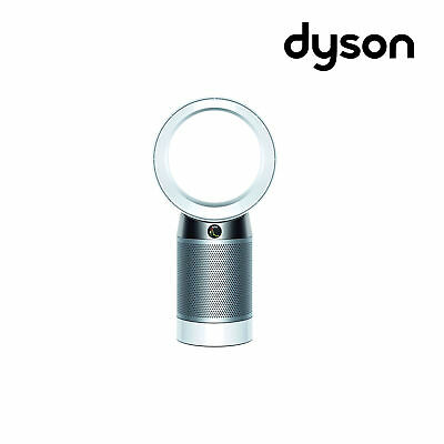 Ventilateur et purificateur d'air de table DYSON DP04 Pure Cool - Blanc-Argent