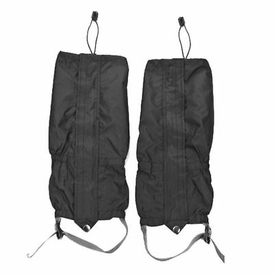 Waterproof Snowproof Leg Gaiters boot shoe cover long legging hunting hiking New