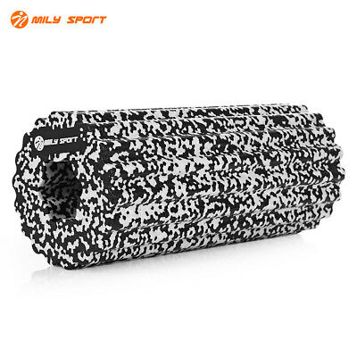 MILY Muscle Feet High Density Yoga EPP Foam Roller for Gym Massage Stretching AU