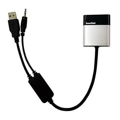 Viseeo Tune2air WMA3000B Bluetooth Adapter For Streaming Ipod/Iphone/Ipad NEW